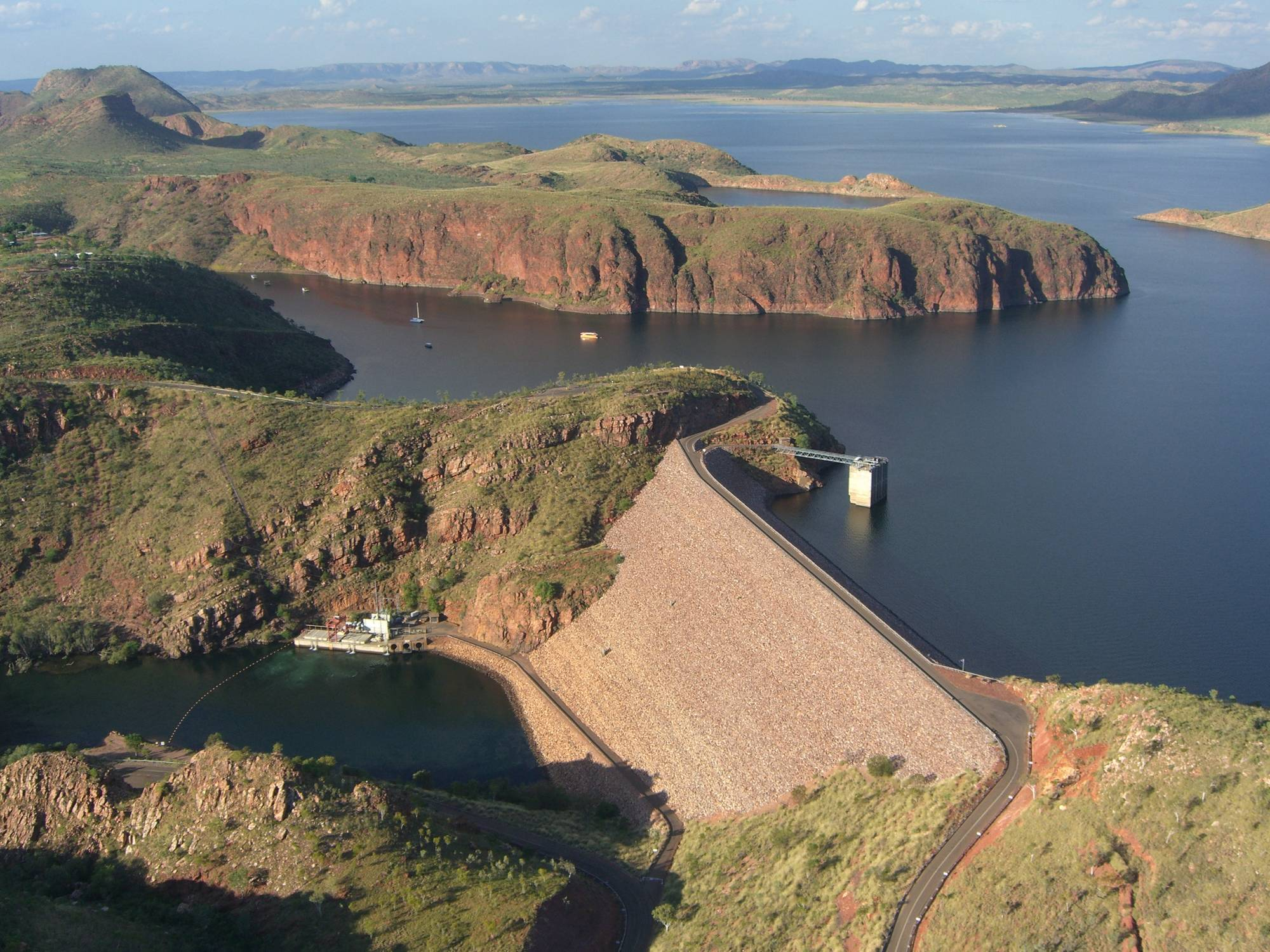 Lake Argyle Statistics