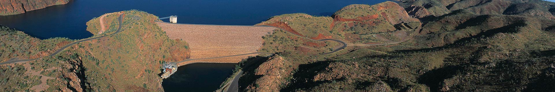 Hydroelectricity At Lake Argyle East Kimberley